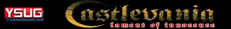 Castlevania - Lament of Innocence banner