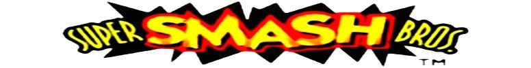 Super Smash Bros Nintendo 64 Banner