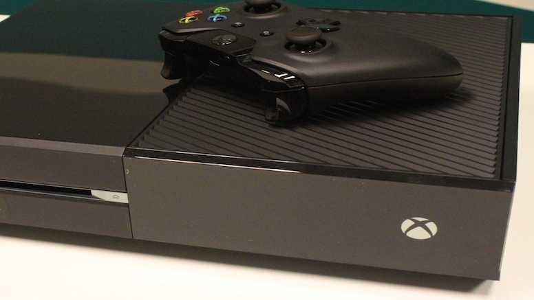 Xbox One Microsoft Kinect